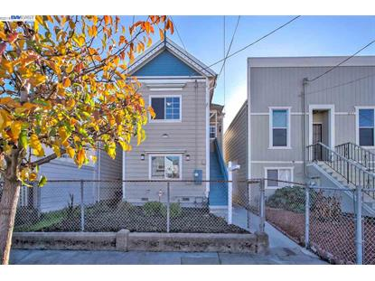 847 30th St Oakland, CA MLS# 40848183