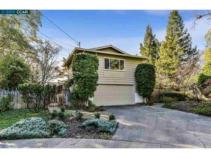 93 Simpson Drive Walnut Creek, CA MLS# 40850589