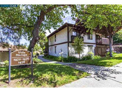 1472 Camino Peral , Moraga, CA