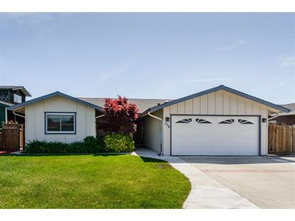 738 Niantic Drive Foster City, CA MLS# ML81651186
