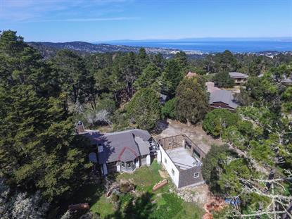 521 Loma Alta Road Carmel, CA MLS# ML81694750