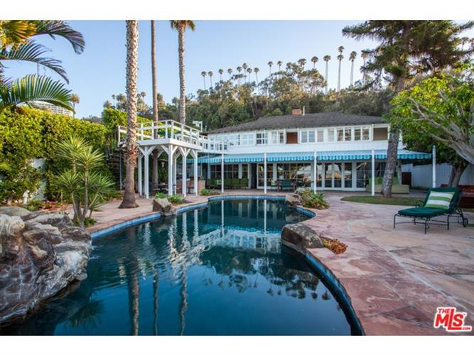 443 PALISADES BEACH Road, Santa Monica, CA 90402