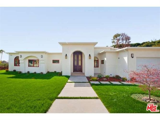 18000 SEA REEF Drive, Pacific Palisades, CA 90272