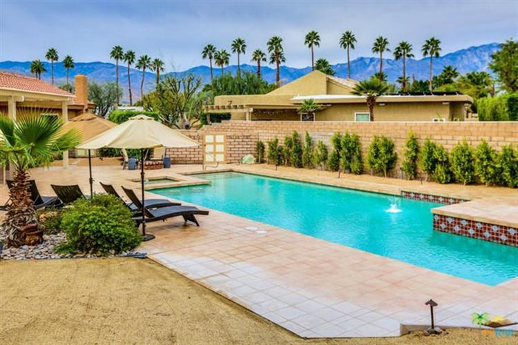 22 SAN LEANDRO Court, Rancho Mirage, CA 92270