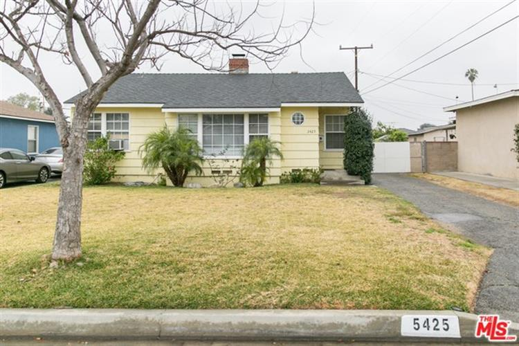 5425 CAMBURY Avenue, Temple City, CA 91780