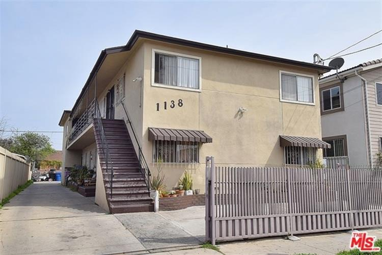 1138 S MARIPOSA Avenue, Los Angeles, CA 90006