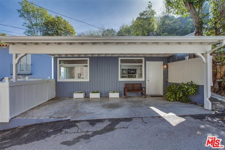 2038 STANLEY HILLS Drive, Los Angeles, CA 90046