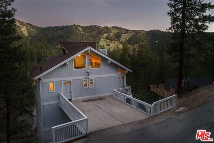 864 MENLO Drive, Big Bear, CA 92315