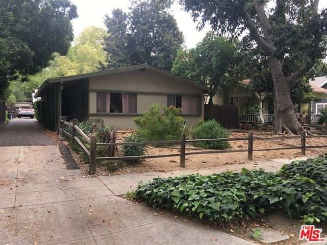 2018 MILAN Avenue, South Pasadena, CA 91030
