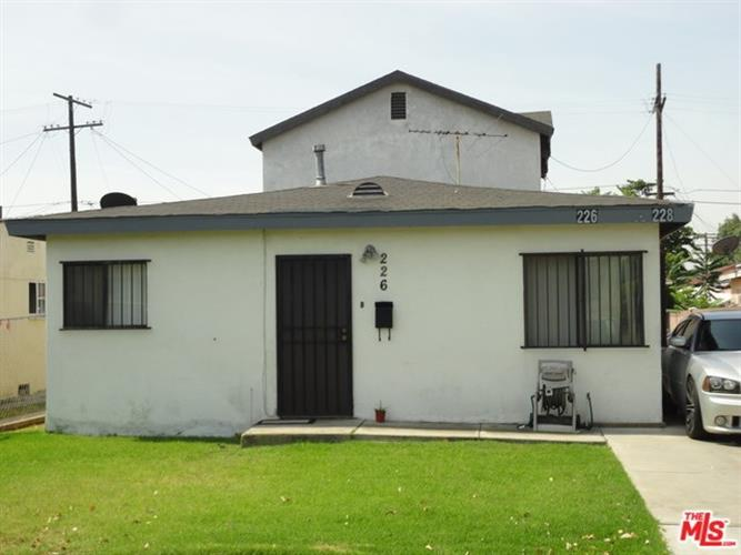 226 W 109TH Street, Los Angeles, CA 90061