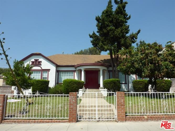 4443 AMBROSE Avenue, Los Angeles, CA 90027