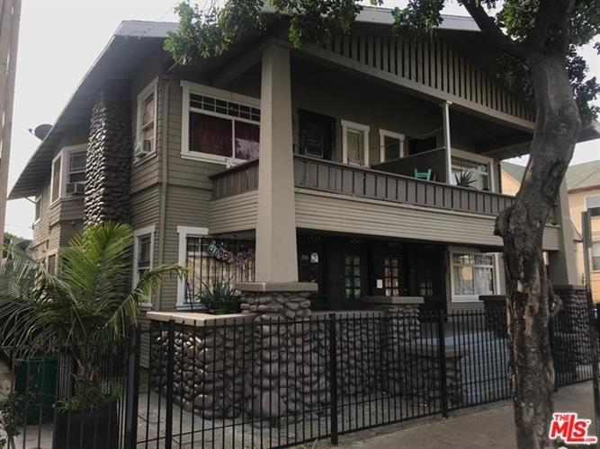 1654 W 12TH Place, Los Angeles, CA 90015 - Image 1