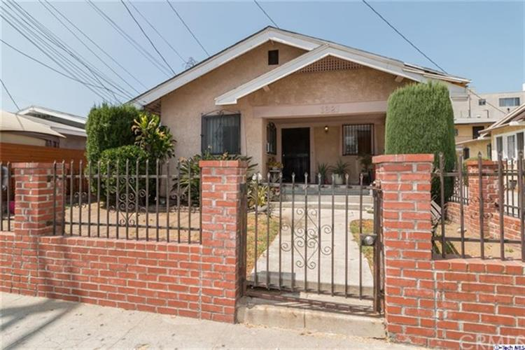 1321 N Normandie Avenue, Los Angeles, CA 90027
