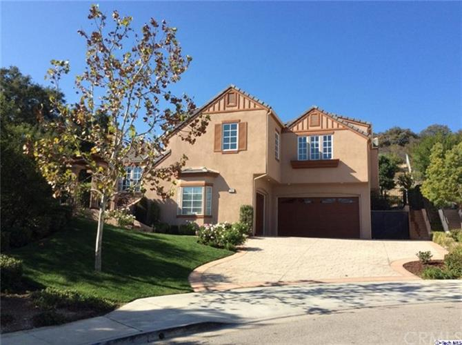 737 Coral Ridge Court, Westlake Village, CA 91361