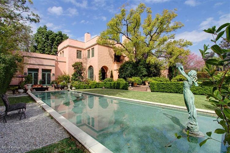 695 Columbia Street, Pasadena CA 91105 For Rent, MLS # 818001604 ...