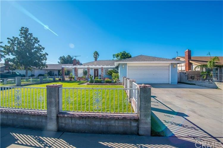 16075 Reed Court, Fontana, CA 92336