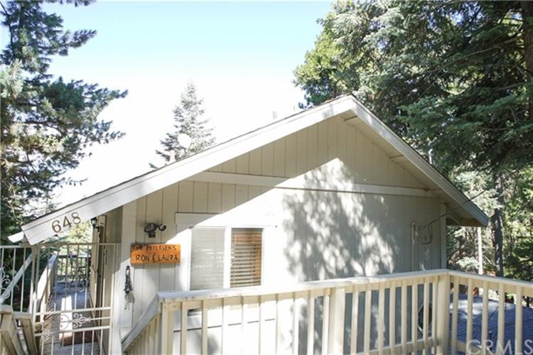 648 Buckingham, Lake Arrowhead, CA 92352