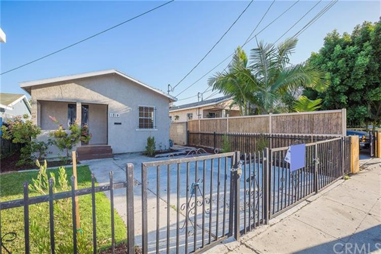 1814 E 109th Street, Los Angeles, CA 90059