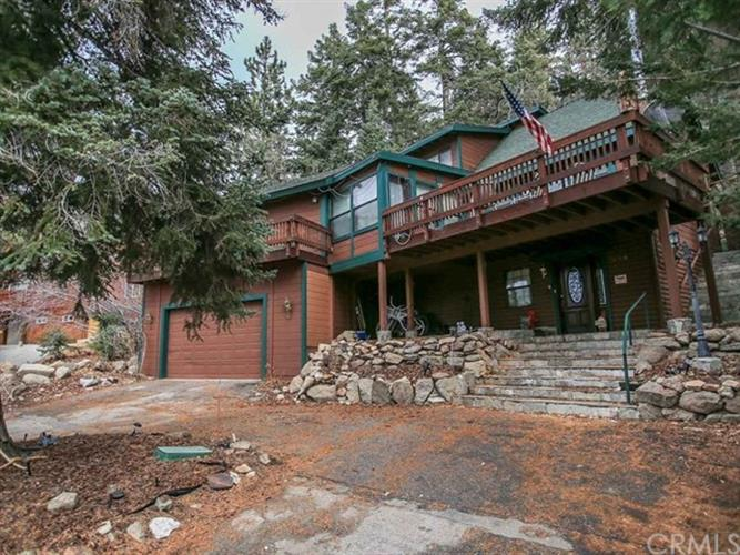 1003 Knickerbocker Road, Big Bear, CA 92315