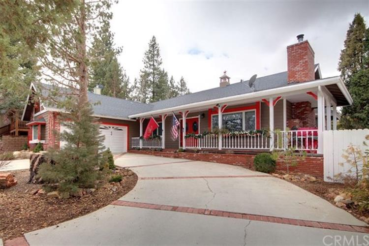 41777 Garstin Drive, Big Bear, CA 92315