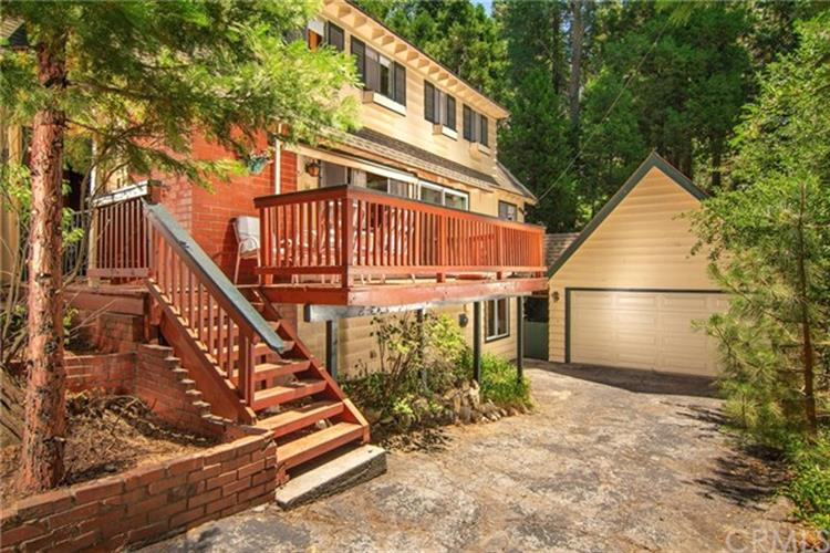 141 Marshall Road, Lake Arrowhead, CA 92352