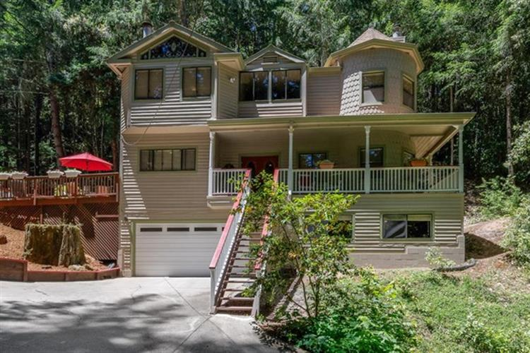 181 Shake Tree Lane, Scotts Valley, CA 95066