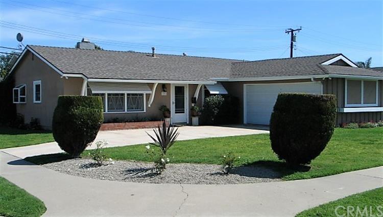 11912 Fairchild Street Garden Grove Ca 92845 Mls Pw17061141