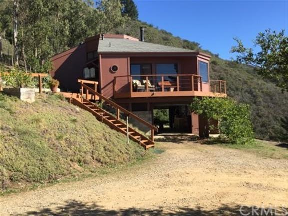 28920 Plasket Ridge Road, Big Sur, CA 93920