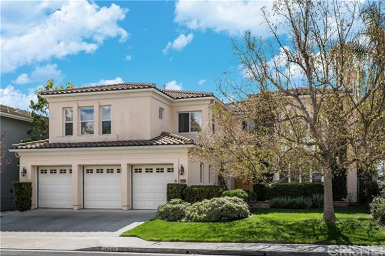 24206 Abbeywood Drive, West Hills, CA 91307