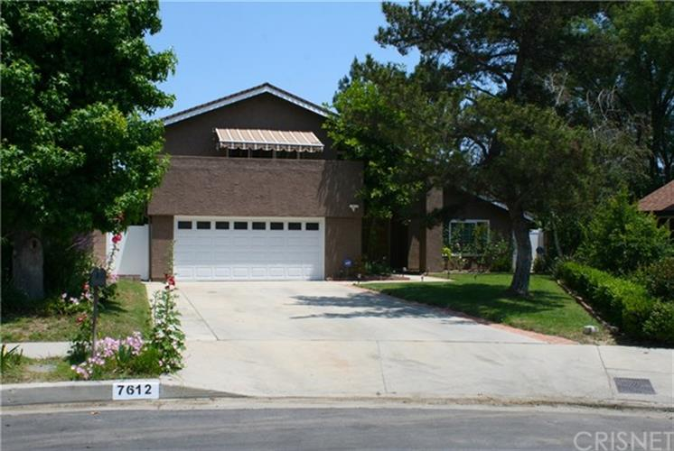 7612 Ponce Avenue, West Hills, CA 91304