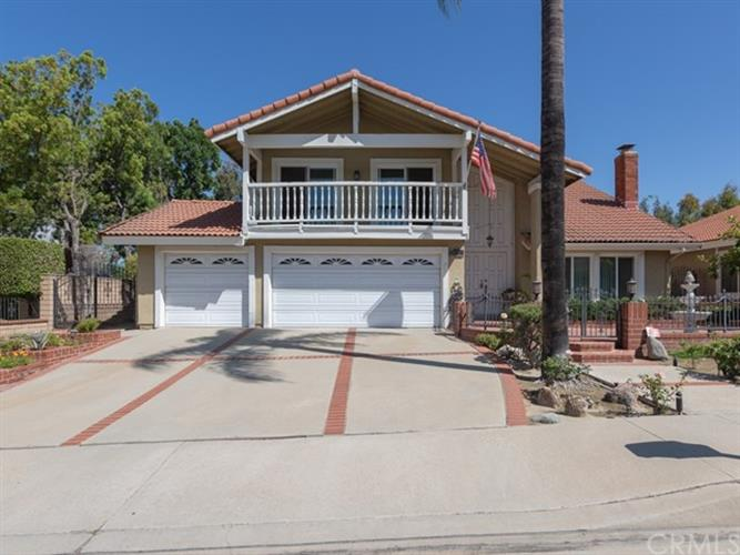 20735 Hollow Pine Drive, Walnut, CA 91789