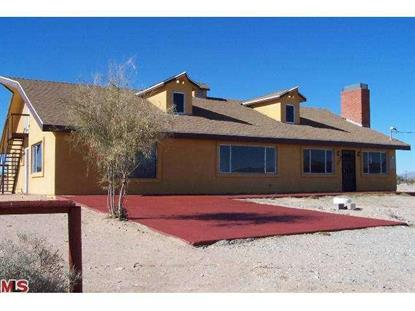 6222 STEEG Road 29 Palms, CA MLS# 13724295PS