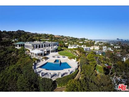 1187 N HILLCREST Road Beverly Hills, CA MLS# 15954577