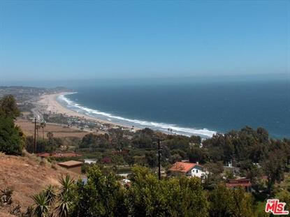 31345 PACIFIC COAST Highway Malibu, CA MLS# 16162614