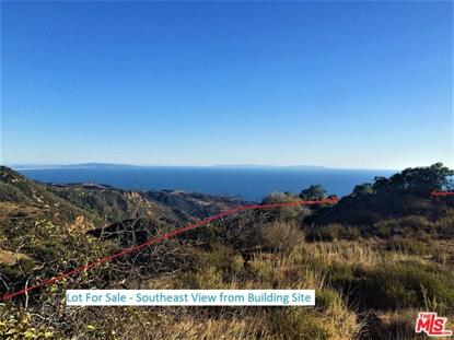24020 Hovenweep Lane  Malibu, CA MLS# 17200254