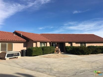 56630 BEAR Court Yucca Valley, CA MLS# 17200568PS