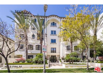 443 N PALM Drive Beverly Hills, CA MLS# 17218168