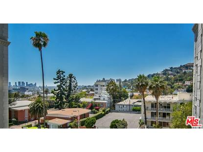 1424 N CRESCENT HEIGHTS  West Hollywood, CA MLS# 17247050