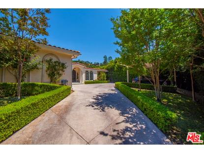 1860 COLDWATER CANYON Drive Beverly Hills, CA MLS# 17249344