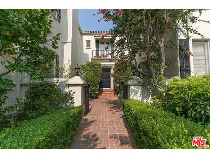 273 S SPALDING Drive Beverly Hills, CA MLS# 17249400