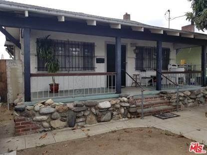 1552 W 22ND Street Los Angeles, CA MLS# 17271208