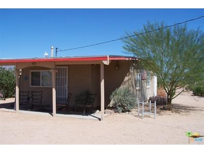 80656 MESA Drive 29 Palms, CA MLS# 17273240PS