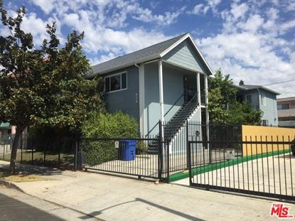 826 S ST ANDREWS Place Los Angeles, CA MLS# 17275312