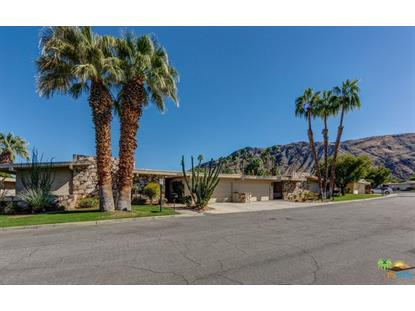 2426 S MADRONA Drive Palm Springs, CA MLS# 17284618PS
