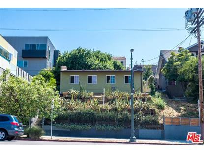 1484 W SUNSET Boulevard Los Angeles, CA MLS# 17290590