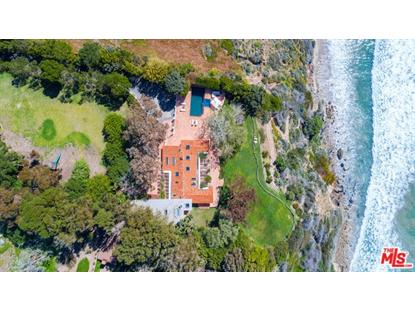 32752 PACIFIC COAST Highway Malibu, CA MLS# 17296236