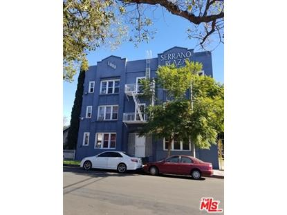 1000 N SERRANO Avenue Los Angeles, CA MLS# 17297928