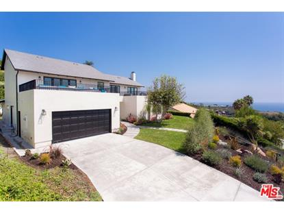 3738 MALIBU COUNTRY Drive Malibu, CA MLS# 18302920