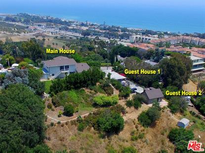 3505 COAST VIEW Drive Malibu, CA MLS# 18303580