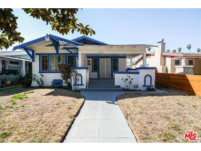 5231 S ST ANDREWS Place Los Angeles, CA MLS# 18318034